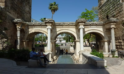 Antalya KALEICI (Oldcity) - CITY CENTER